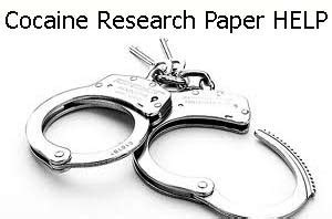 Cocaine research paper